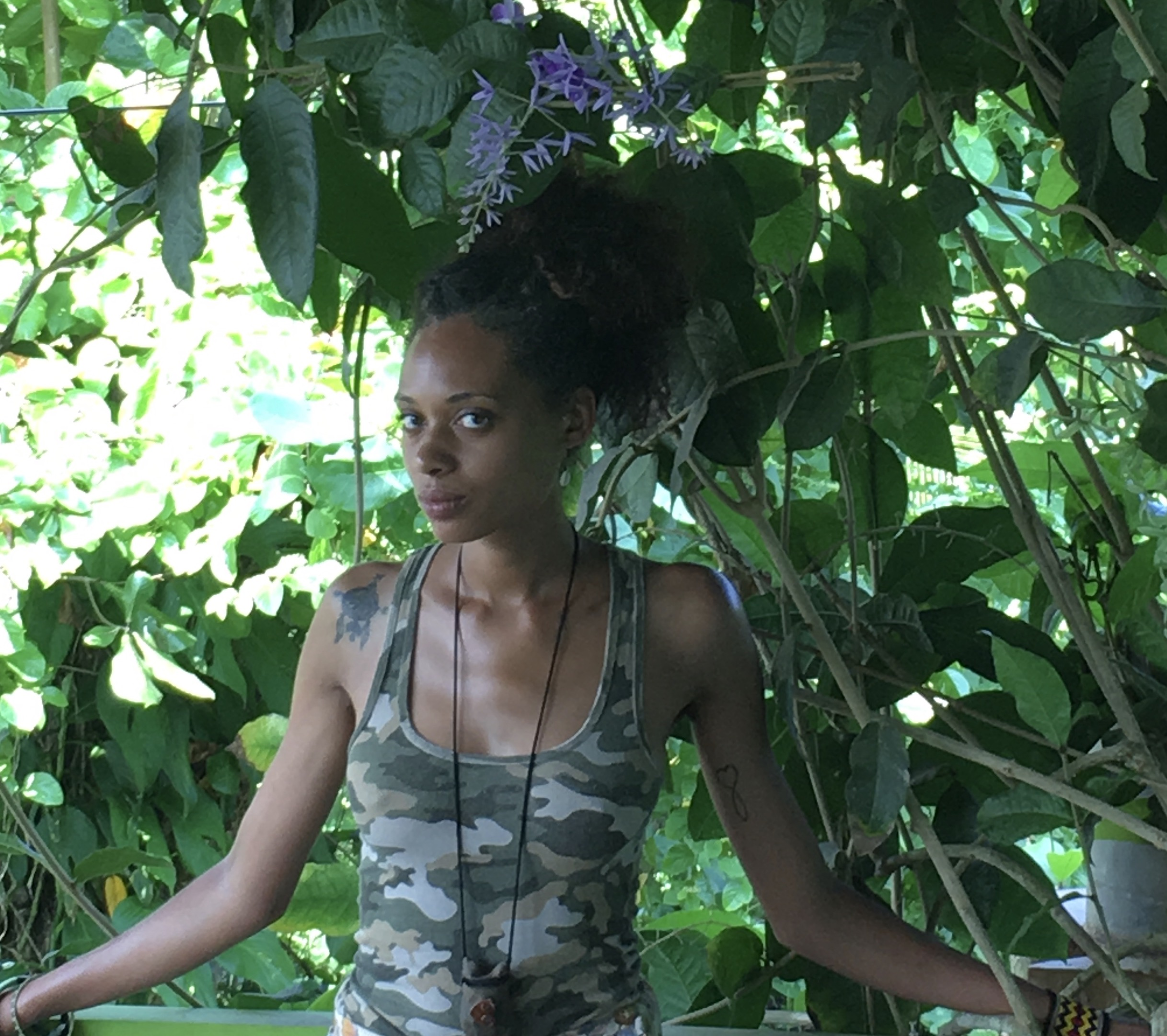 Tash Nikol talks herbalism on Episode 11 of The Cultured Podcast